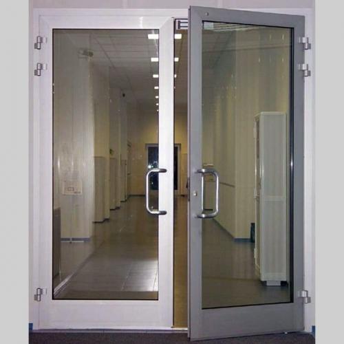 Алюминиевые двери в Минске