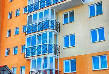 Балконные рамы ПВХ в Минске