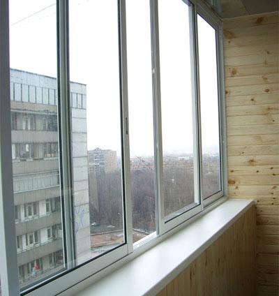 Устройство окна